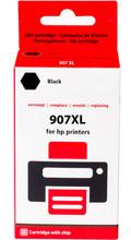 Huismerk 907XL Zwart voor HP Printers (PJ-H907BK)