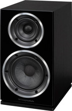 boekenplank speaker wharfedale diamond 220 zwart per paar