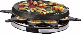 Tefal Deco 8 Inox & Design RE1378