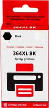Huismerk 364 Cartridge Zwart XL (CN684EE)