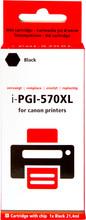Huismerk Canon PGI-570XL Zwart (0318C001)