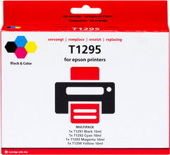 Huismerk Epson T1295 4-Kleuren Pack (C13T12954010)