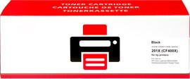 Huismerk HP 201X Toner Zwart XL (CF400X)