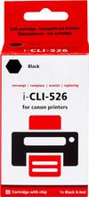 Huismerk CLI-526BK Cartridge Fotozwart