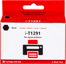 Huismerk T1291 Cartridge Zwart
