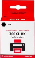 Huismerk 300 Cartridge Zwart XL (CC641E)