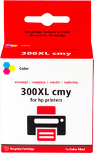 Huismerk 300 Cartridge 3-Kleuren XL (CC644E)