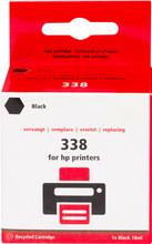 Huismerk 338 Cartridge Zwart (C8765EE)