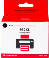 Huismerk 932 Cartridge Zwart XL (CN053AE)