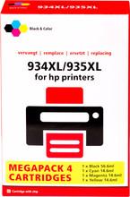 Huismerk 934/935 Cartridge 4-Kleuren XL