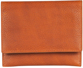 Burkely Antique Avery Wallet Flap Cognac