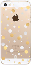 Xqisit Shell Dots iPhone 5/5S/SE Back Cover