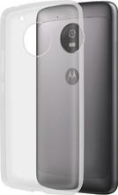 Azuri TPU Ultra Thin Moto G5 Back Cover Transparant