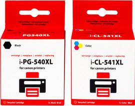 Huismerk 540/541 4-Kleuren Pack