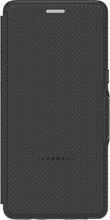 GEAR4 D3O Oxford Galaxy Note 8 Book Case Zwart