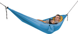 Exped Travel Hammock Plus Skyblue