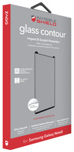 InvisibleShield Contour Case Friendly Note 8 Screenprotector