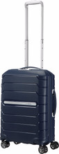 Samsonite Flux Spinner 55 cm Exp Navy Blue