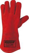 Weldkar Lashandschoen Rund-Splitleer 35 Centimeter