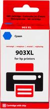 Huismerk 903XL Cyaan voor HP Printers (PJ-H903C)