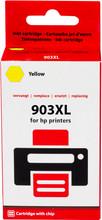 Huismerk 903XL Geel voor HP Printers (PJ-H903Y)