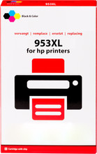 Huismerk 953XL Multipack voor HP Printers (PM-H953)