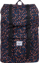 Herschel Little America Mis-Volume Black Mini Floral/Black