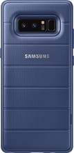 Samsung Galaxy Note 8 Protective Standing Back Cover Blauw