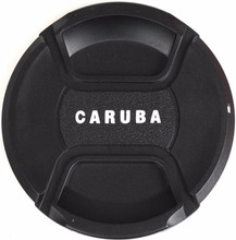 Caruba Clip Cap Lensdop 72mm