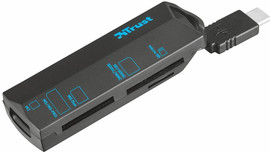 Trust USB Type-C Kaartlezer