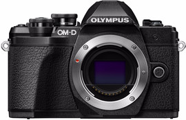 Olympus E-M10 Mark III Body Zwart