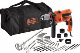 Black & Decker CD714CREW2-QS Klopboormachine