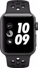 Apple Watch Series 3 Nike+ 42mm Space Grey Aluminium/Zwart S