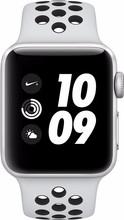 Apple Watch Series 3 Nike+ 42mm Zilver Aluminium/Zwart Sport