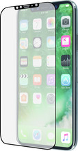 Azuri iPhone X Screenprotector Curved Gehard Glas Zwart