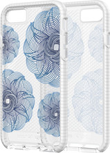 Tech21 Evo Check Evoke iPhone 7/8 Back Cover Blauw