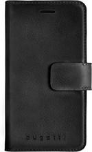 Bugatti Zurigo iPhone X  Book Case Zwart