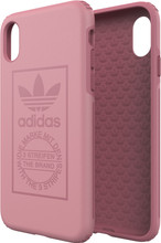 Adidas Tactile iPhone X Back Cover Roze