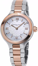 Frederique Constant Horological Delight Hybrid Wit/Rose Goud
