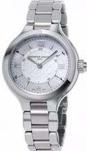 Frederique Constant Horological Delight Hybrid Wit/Zilver