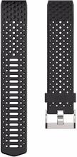 Fitbit Charge 2 Kunststof Horlogeband Zwart Small