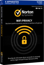 Norton WiFi Privacy 5D