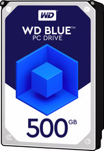 WD Blue HDD 500 GB