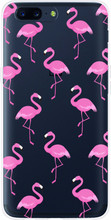 Just in Case Flamingo OnePlus 5 Back Cover