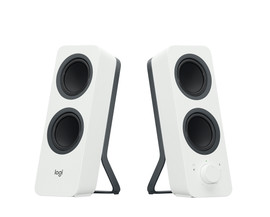 Logitech Z207 Bluetooth Computer Speakers - Wit