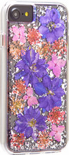 Case-Mate Karat Petals iPhone 7/8 Back Cover Paars