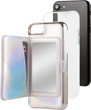 Case-Mate Compact Mirror Iridescent iPhone 7/8 Back Cover