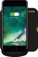 Zens Qi Wireless Charger iPhone 6/6S/7 Zwart