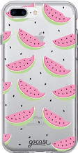 GoCase TPU iPhone 7+/8+ Back Cover Watermelon