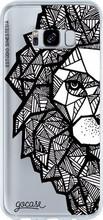 GoCase TPU Galaxy S8 Back Cover Lion